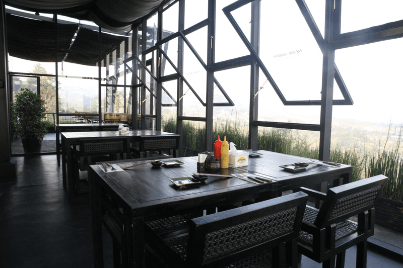 Takigawa Meatbar in the Sky